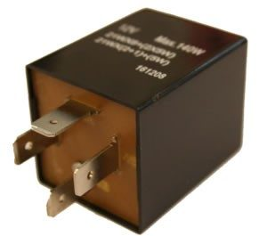 FLASHER UNIT4PIN ELECTRONIC