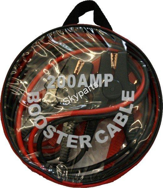 200 Amp Jump Lead Set