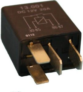 MICRO RELAY4PIN12V20AMP
