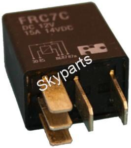 MICRO RELAY5PIN CHANGEOVER