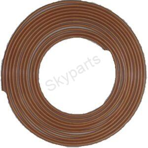 COPPER/NICKEL BRAKE PIPE  ROLL25FT X 3/16""