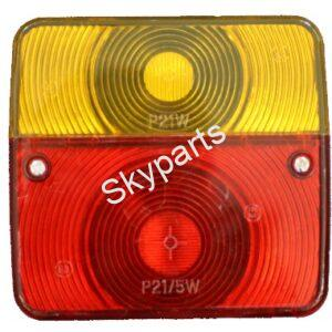 REAR TRAILER LAMP