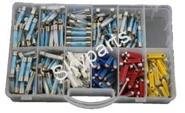 ASSORTED BOX GLASS & CERAMIC FUSES