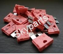 4 AMP BLADE FUSES CARDED