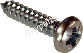 """SLOTTED SELF TAPPERS 1/2"""" X 4"""