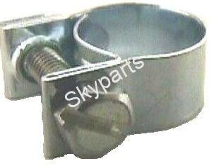 PETROL PIPE CLIPS 8-10mm CARDED