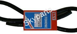 CARDED 3mm BRAIDED FUEL LINE 1Mtr