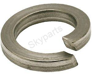 5mm SPRING WASHERS X 20