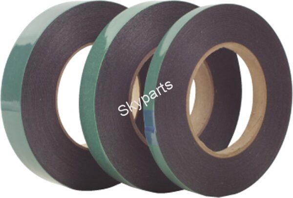DOUBLE SIDED TAPE 25MM x 5Mtr