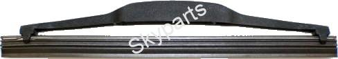 CITROEN C4 COUPE REAR WIPER BLADE