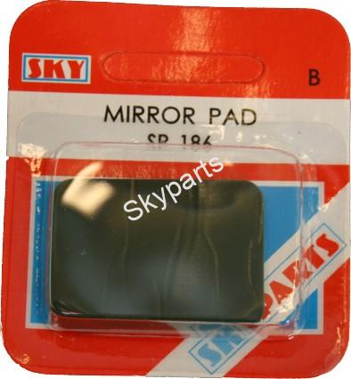 SELF ADHESIVE MIRROR PADS