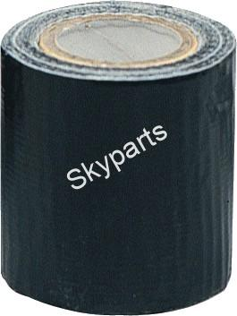 WATERPROOF TAPE 50mm.X4.5Mtr  BLACK