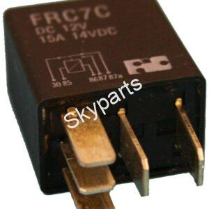 MICRO RELAY 5PIN CHANGEOVER