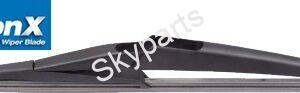 WIPER BLADE REAR 12'' PLASTIC WIDE