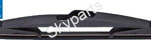 WIPER BLADE REAR 14'' PLASTIC