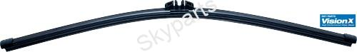 VAUXHALL VECTRA C REAR WIPER BLADE 16""