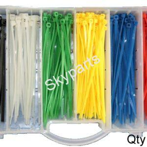 Assorted Colour Cable Ties