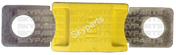 100 Amp MEGA FUSE (Yellow)