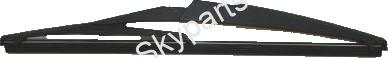 CITROEN C2/C3 REAR WIPER BLADE