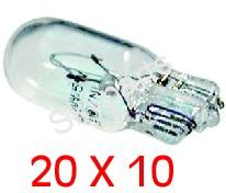 SIDE LIGHT BULB 501 5W 12v 20 X 10 packs