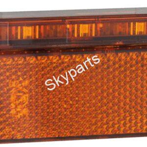 AMBER LED SIDE MARKER