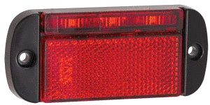 RED LED SIDE MARKER