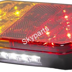 COMPACT COMBINATION LAMP inc Number plate lamp