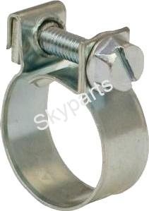 PETROL PIPE CLIPS 9-11mm 1X25