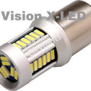 CANBUS NON POLARITY LED WHITE STOP & TAIL BULB