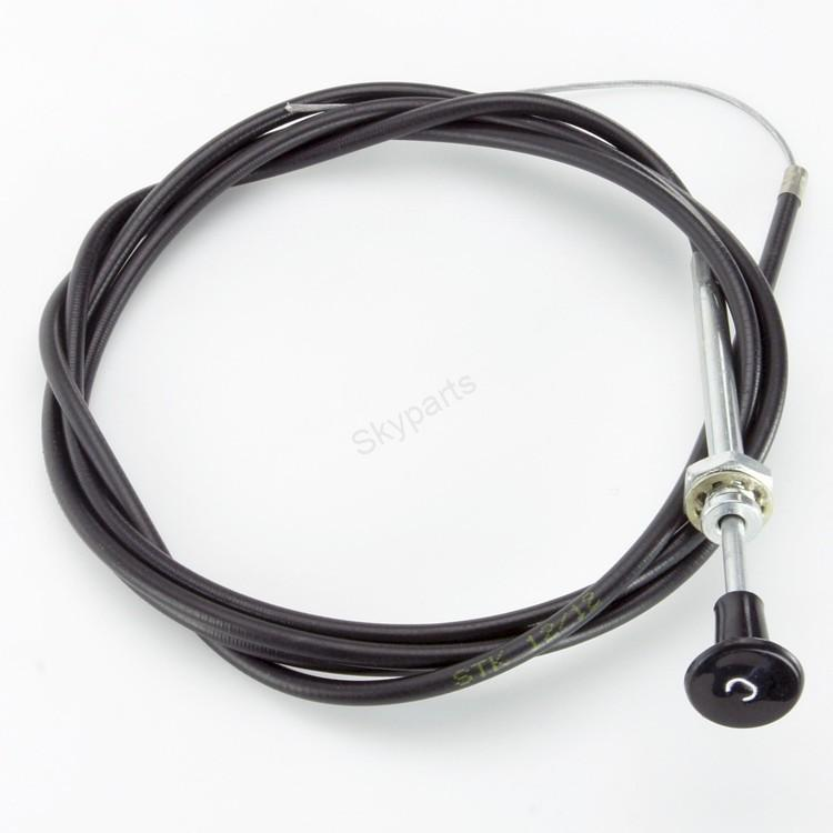 UNIVERSAL NON LOCKING CHOKE CABLE