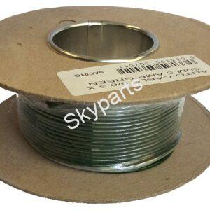 AUTO CABLE 9/0.3 X50Mtr 5amp Green
