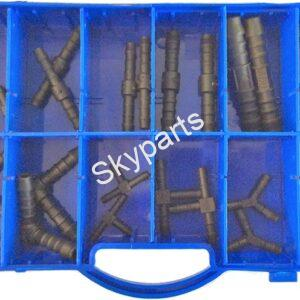 Assorted Plastic Joiners